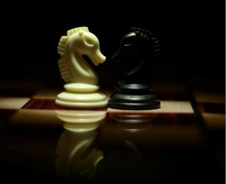 Tango de dos caballos: el ajedrez en la literatura