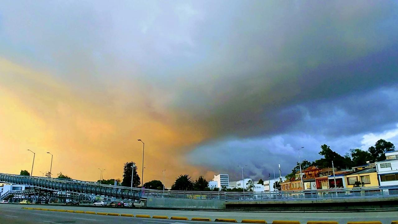 El peligro invisible: ¿qué se siente vivir en el sector más contaminado de Bogotá?