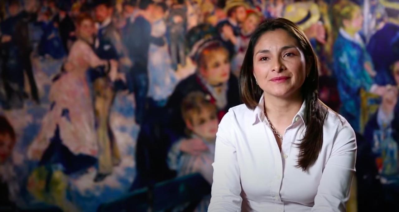 """""""Hay que democratizar la formación en emprendimiento para ayudar a la gente en medio de esta crisis económica"""", Andrea Ávila, directora de UR Emprende"""