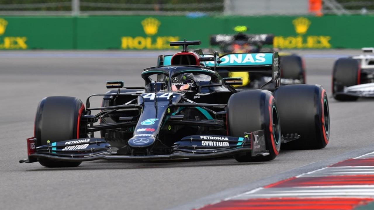 Lewis Hamilton, camino a ser el sucesor de Michael Schumacher