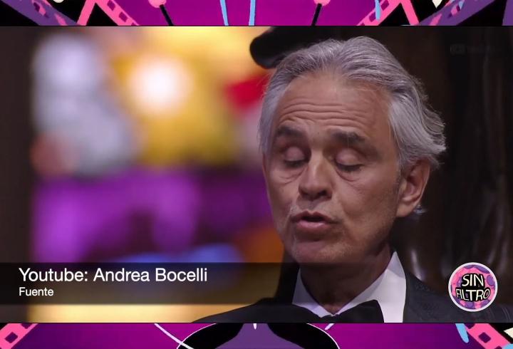 Concierto Bocelli
