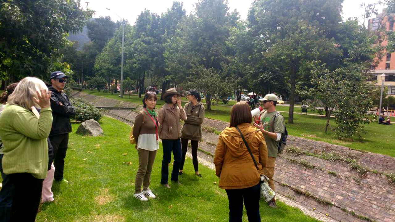 Habitantes de Chapinero exigen participar en decisiones sobre Parque El Virrey