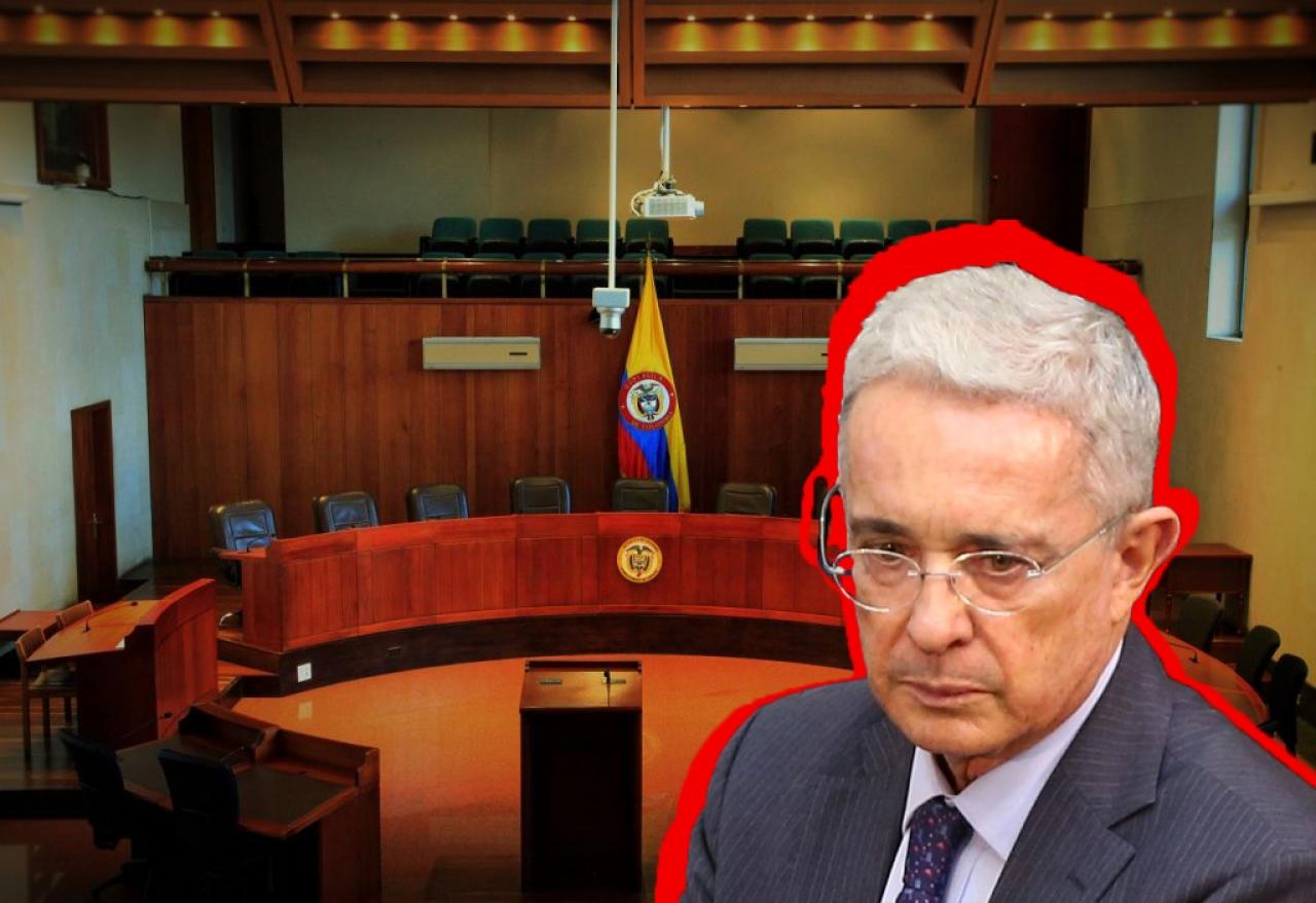 Los protagonistas de la indagatoria del caso Uribe en la Corte Suprema de Justicia