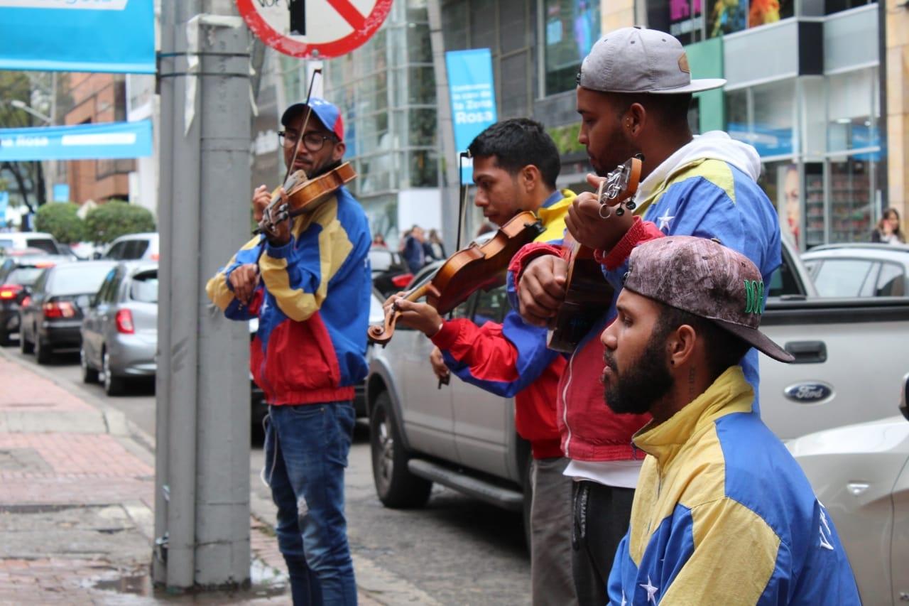 Migración musical: de los escenarios a las calles