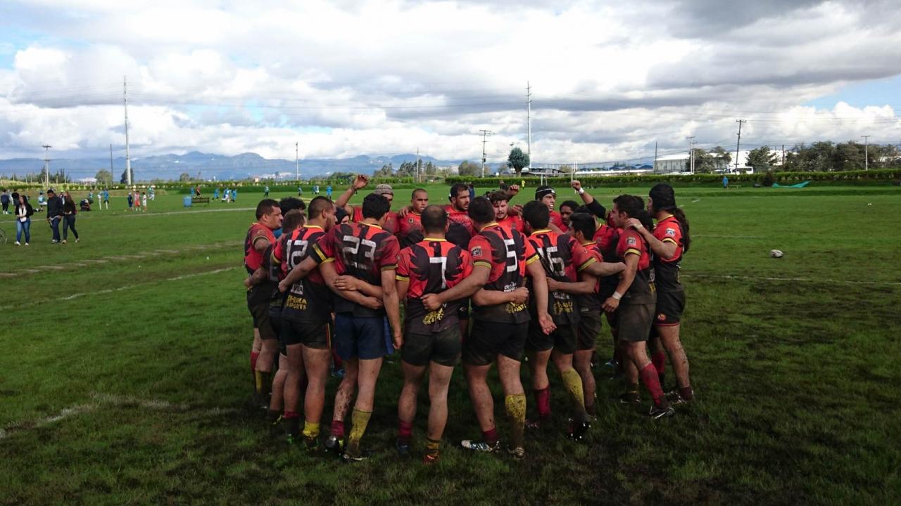 Tacles y más tacles: un día como jugador de rugby