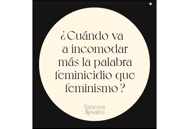Frase Vanessa Rosales