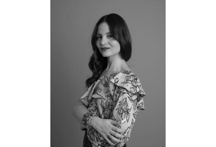 Retrato Vanessa Rosales