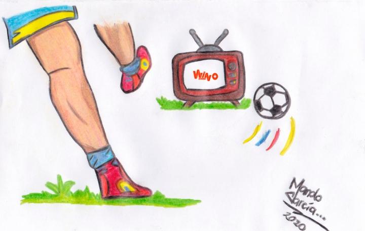 WIn+ plataforma del fútbol nacional