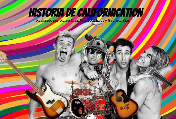 """La historia detrás del clásico """"Californication"""""""