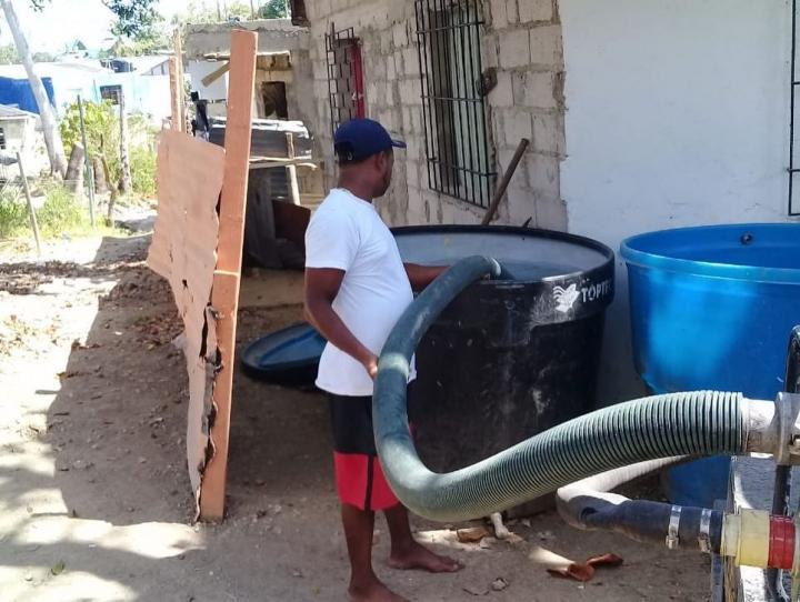 En la isla de San Andrés no existen flujos permanentes de agua