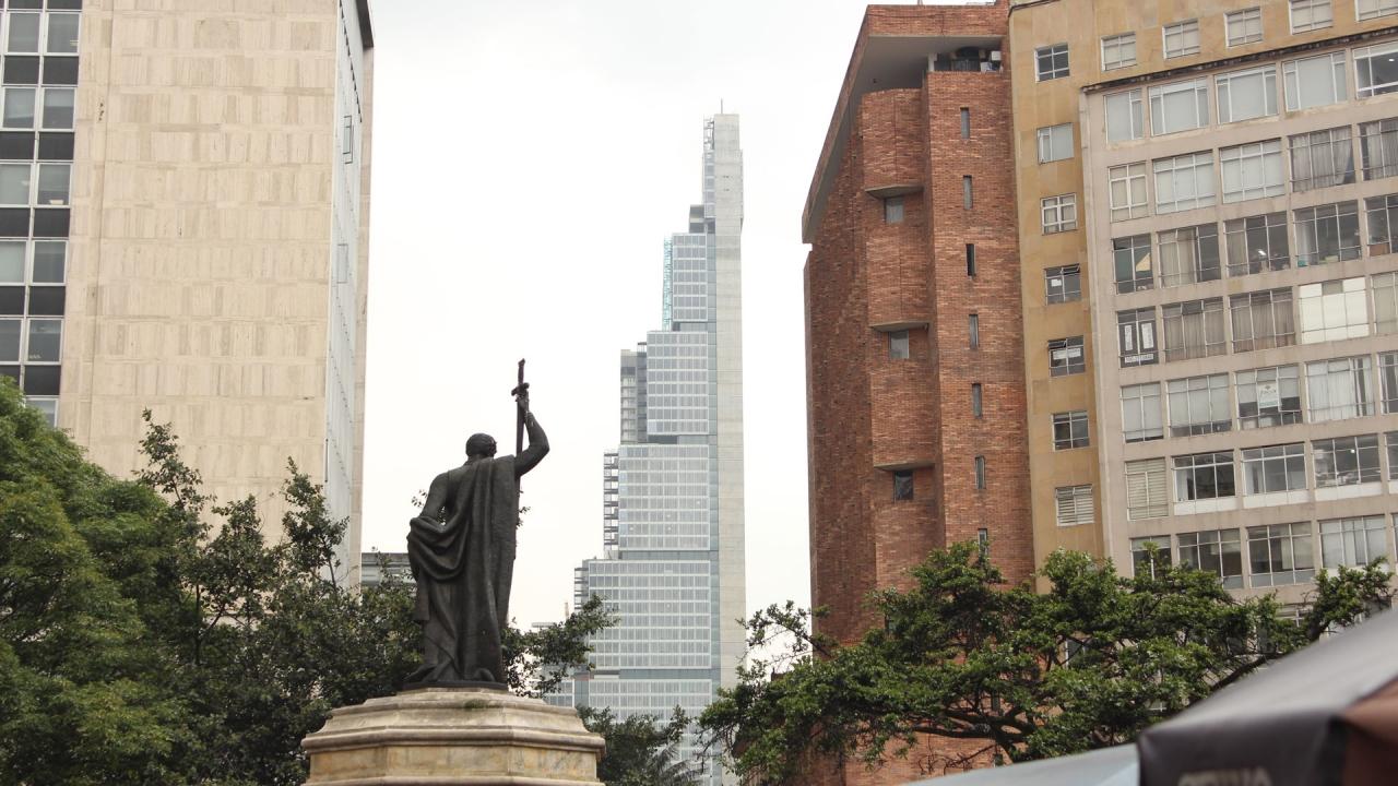 BD Bacatá: un gigante inacabado