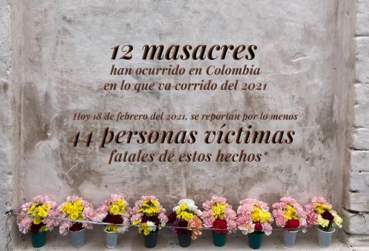 Andes, el municipio del suroeste de Antioquia más golpeado por la violencia armada en Colombia