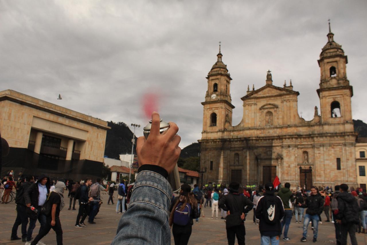 Colombia marcha entre prejuicios