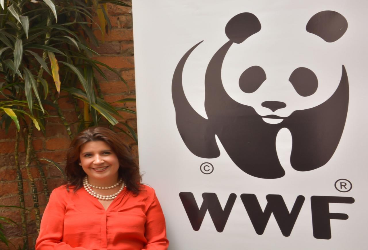 """""""Si no se afronta la crisis climática, tendremos otro tipo de enfermedades como el Covid"""": Sandra Valenzuela, directora de Operaciones de WWF"""