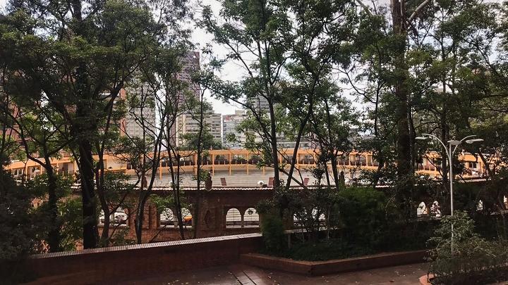 La Plaza Santamaria, máximo escenario de la tauromaquia en Bogotá. Crédito fotografía: Nicolás Landinez