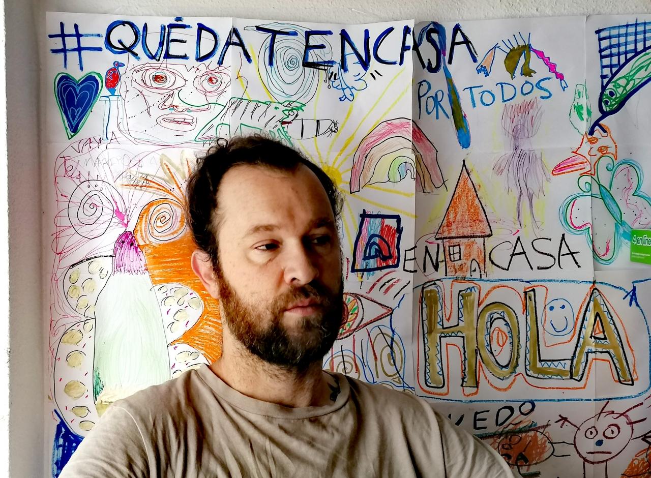 """""""Todos los días das un pésame"""", cuenta un profesor de educación especial en Madrid"""