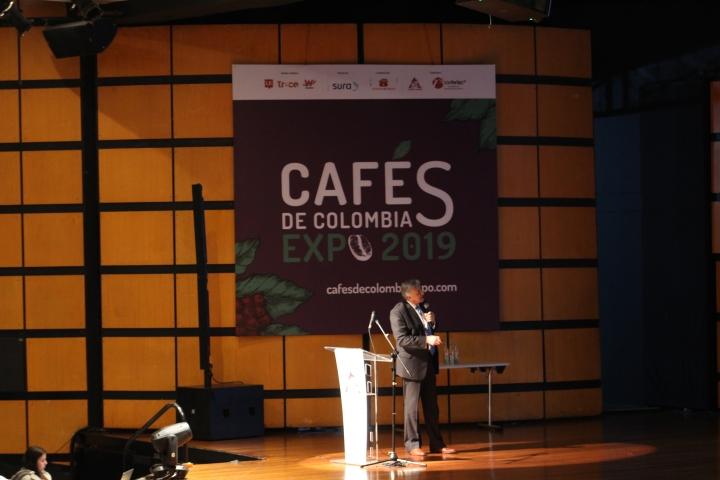 Agenda académica  Cafés de Colombia Expo 2019