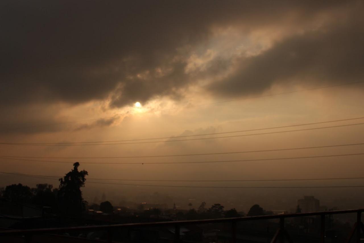 Una mirada a la mala semana para el aire en Bogotá