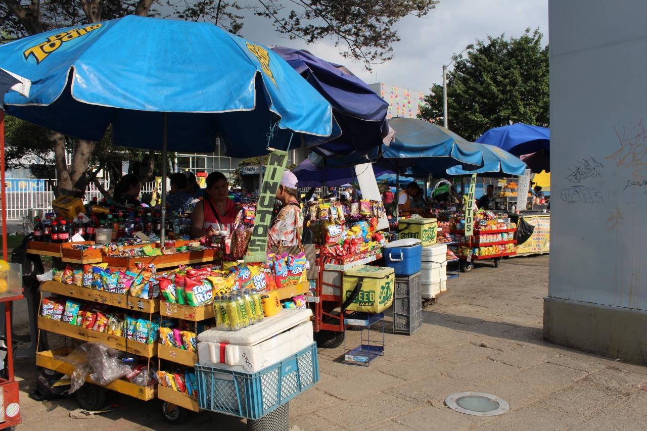 ¿Justicia o persecución a los vendedores ambulantes?