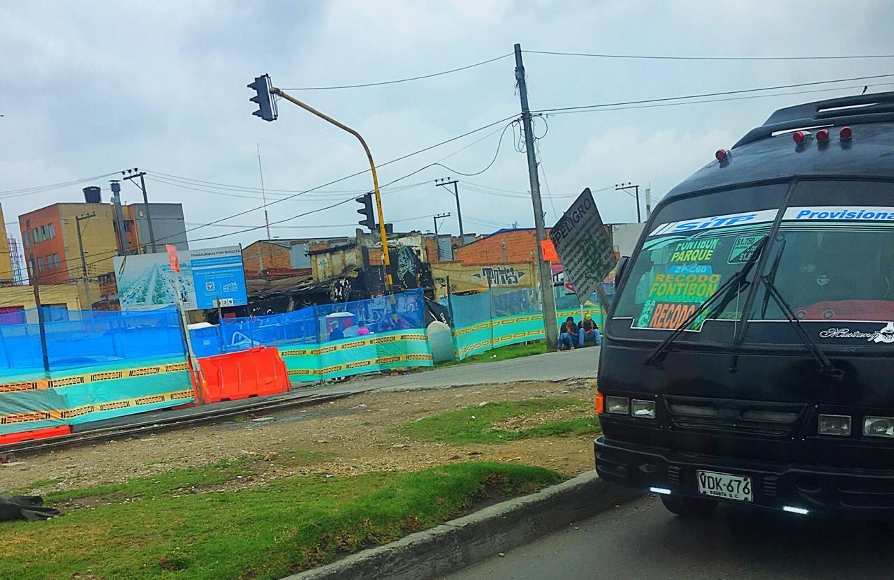 Fontibón sin salidas: ¿Qué pasó con la Avenida del Ferrocarril?