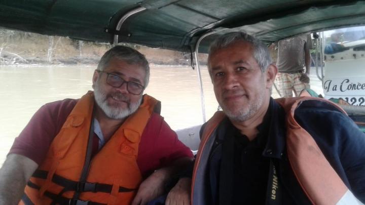 Victor de Currea-Lugo, periodista y analista de conflictos.