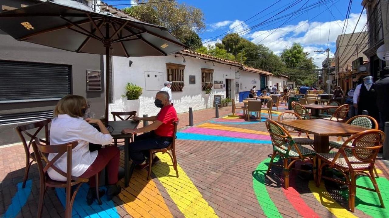 La nueva normalidad en Bogotá: una experiencia a cielo abierto