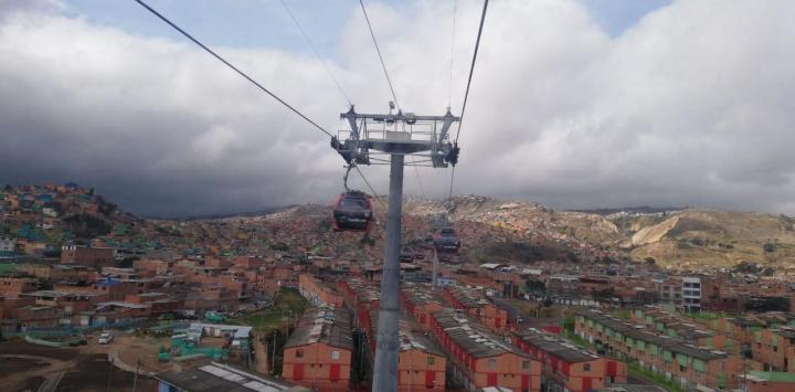 Panorama de Ciudad Bolívar