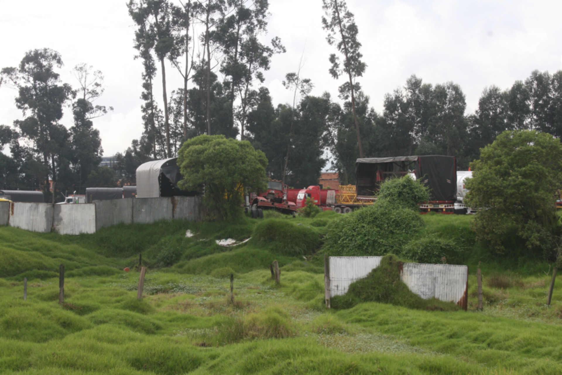 Problemática ambiental en el humedal de Capellanía