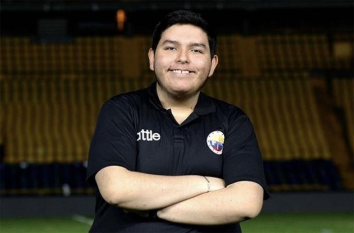 Mauricio Duque, creador de la página La Hora del FPC