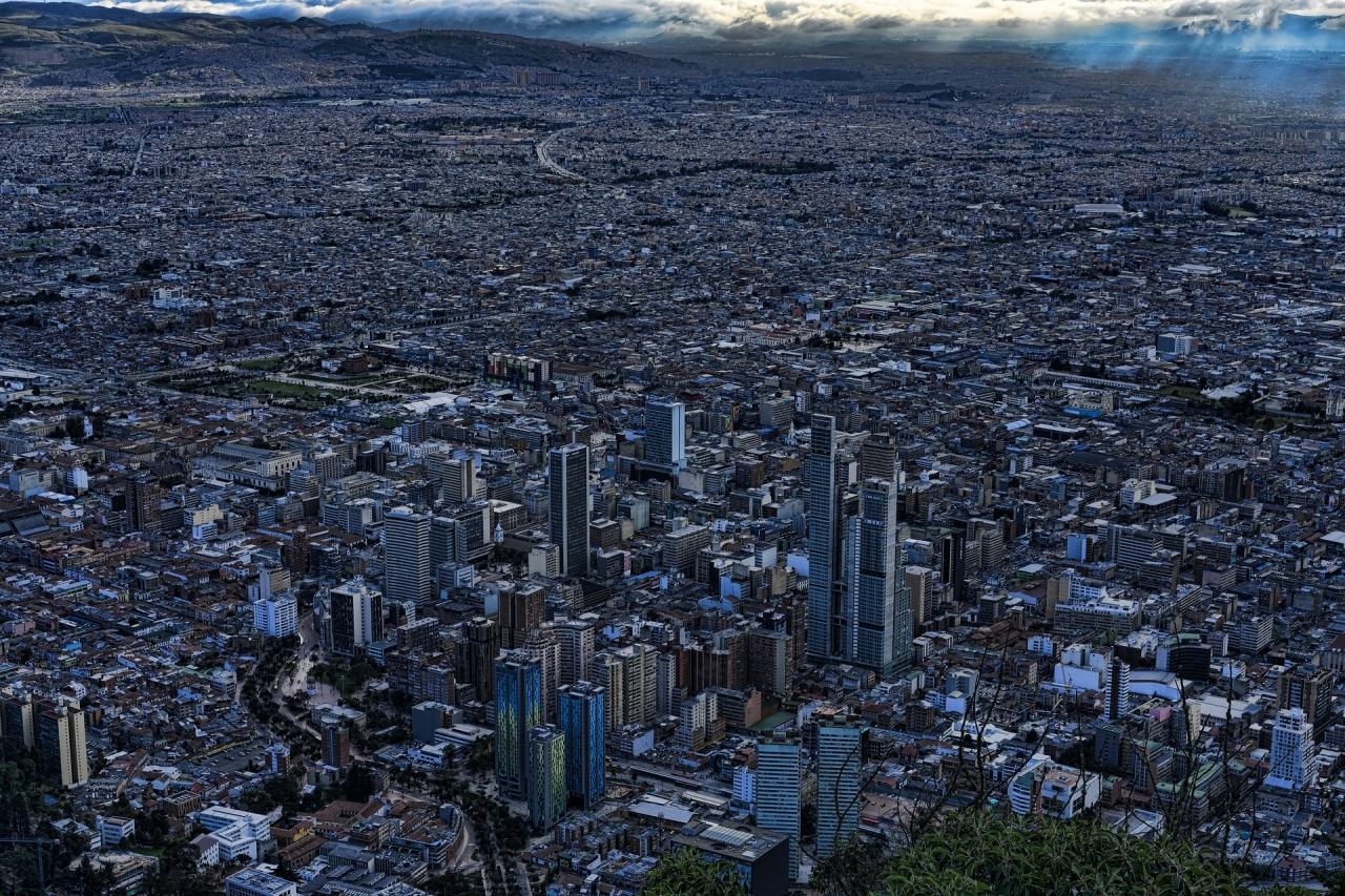 Bogotá vs el cambio climático: una carrera contra el reloj