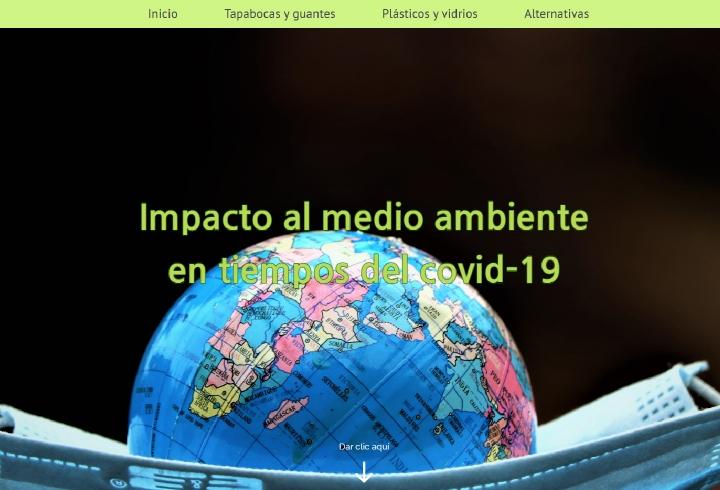 Los deshechos sanitarios por COVID-19 hacen enfermar al medioambiente