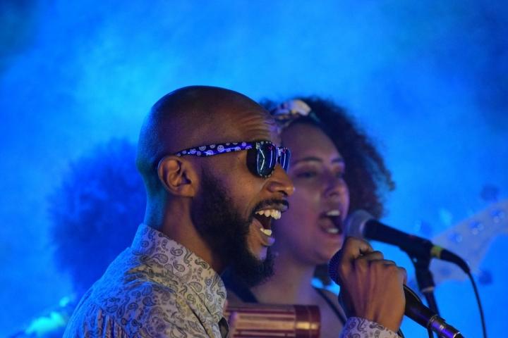 Makandal Collective en el VI Afro Fest