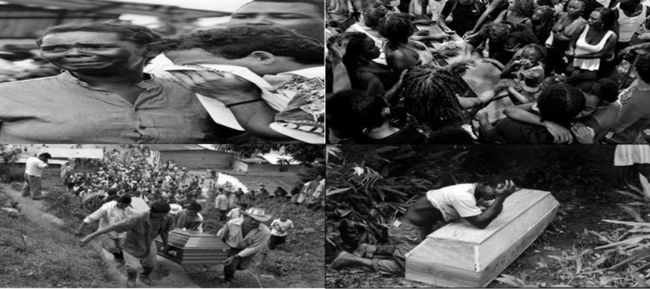 Las masacres siguen dejando un río de sangre y dolor en Colombia