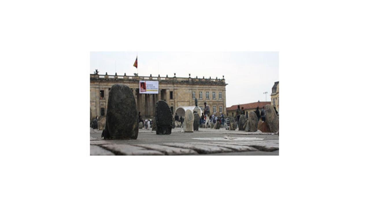 Remángate se tomó la Plaza de Bolívar