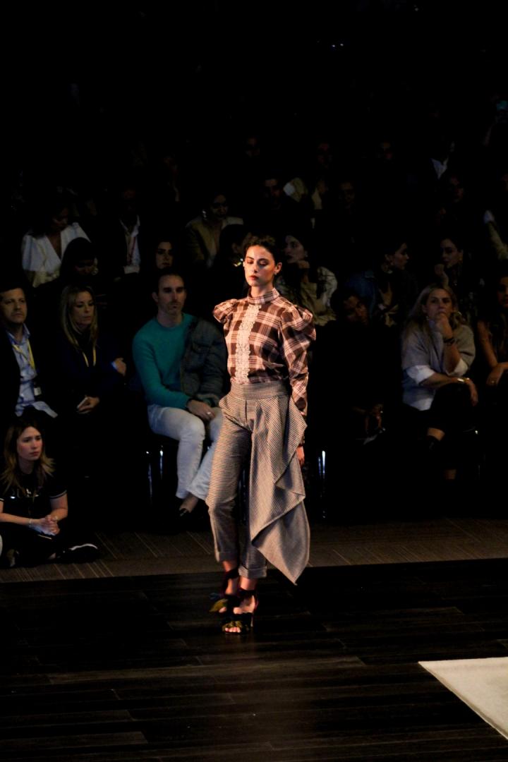 Silvia Tcherassi no presentaba una de sus colecciones en Bogotá desde hace 15 años.
