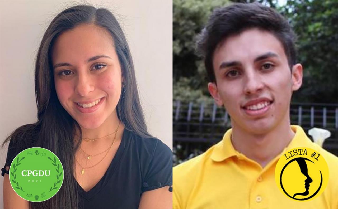 Entrevista a los candidatos a la presidencia del consejo estudiantil de Estudios Políticos y Urbanos