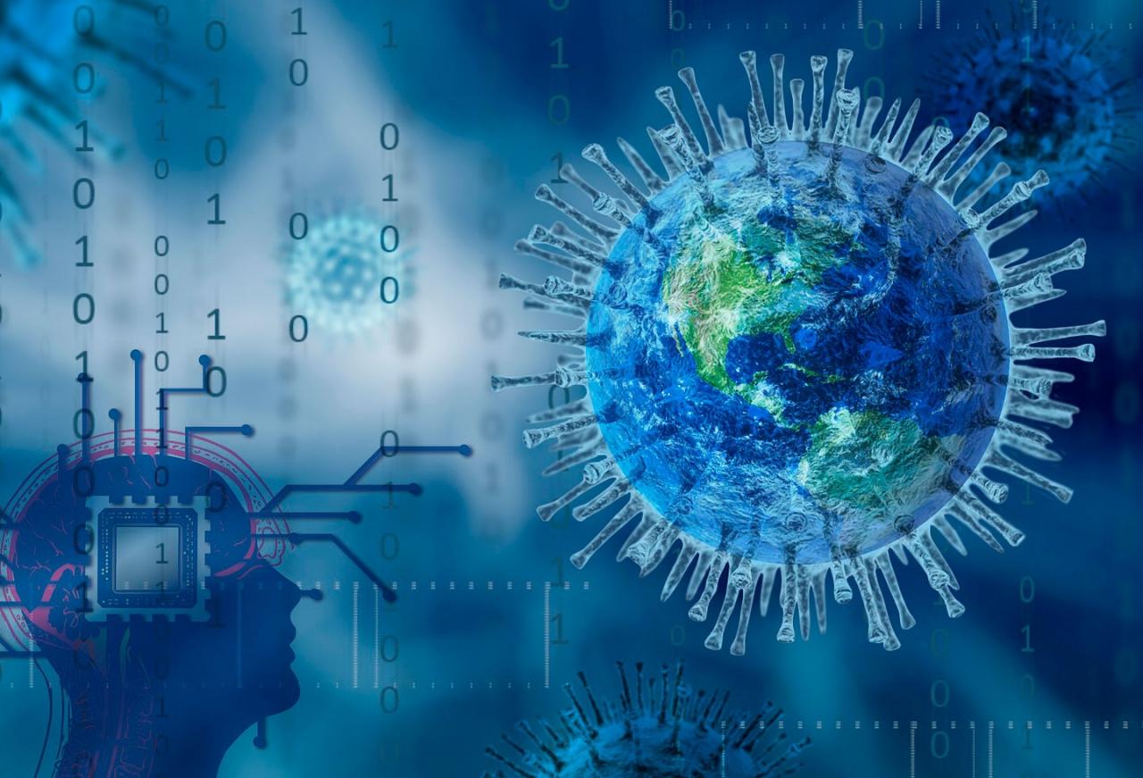 Los datos del coronavirus analizados por la ingeniería industrial y las matemáticas aplicadas
