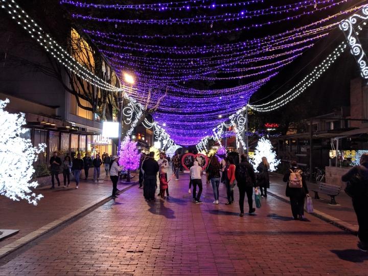 Zona Rosa de Bogotá