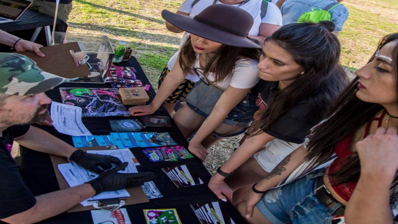 'Échele Cabeza', la iniciativa de concientización sobre las sustancias psicoactivas