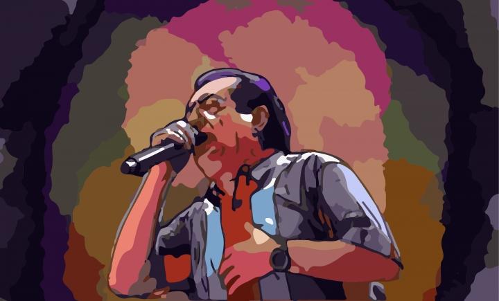 Collage de Jorge Oñate