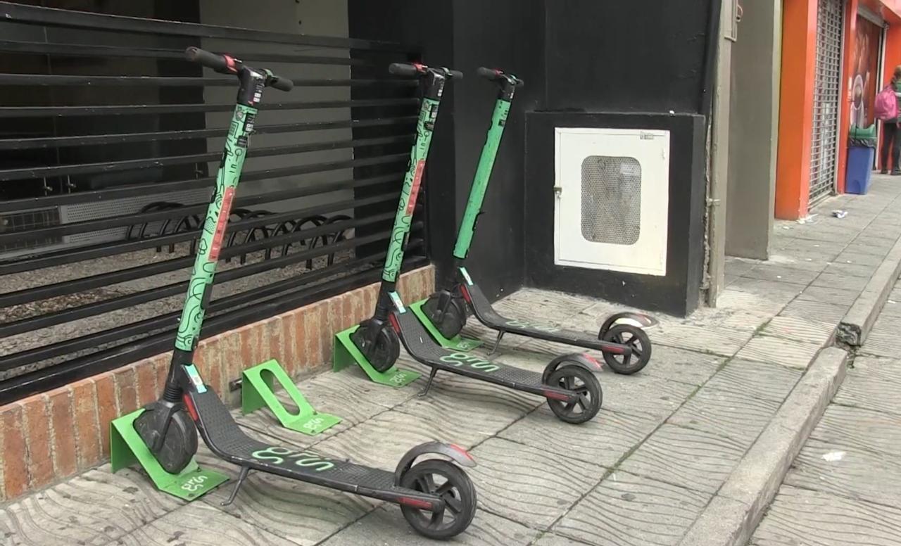 ¿Cómo va la regulación de las patinetas eléctricas en Bogotá?