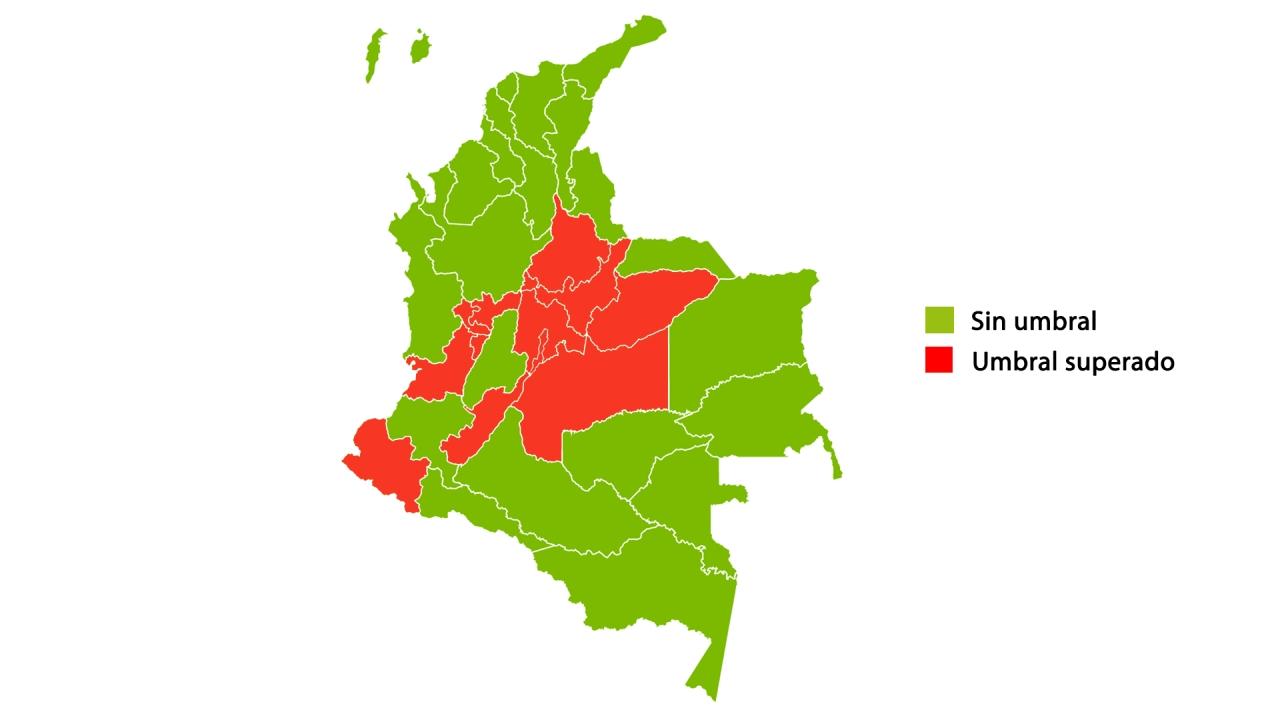 Análisis electoral: 11 millones de colombianos se unen, pero no alcanzan el umbral