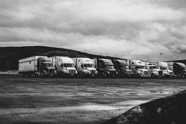 Venta de buses y camiones afectada durante el año 2020.