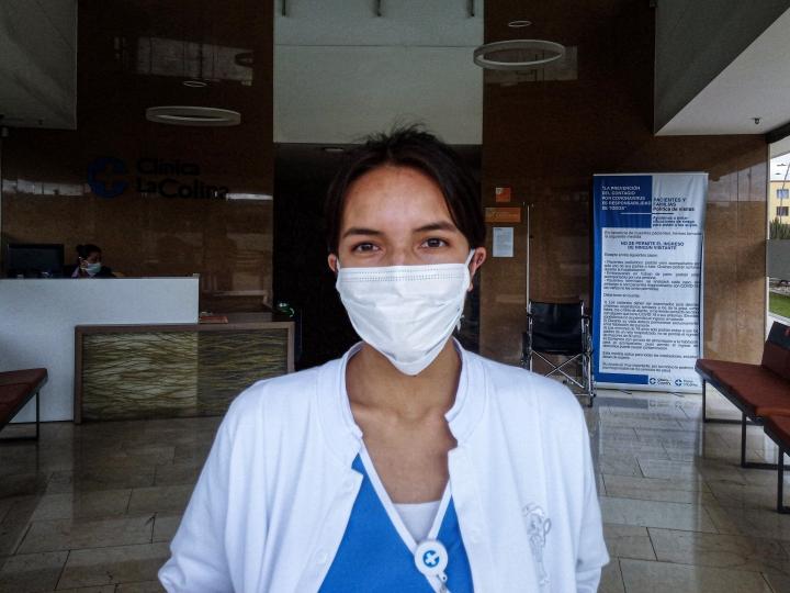 Foto: De acuerdo con el Instituto Nacional de Salud, al día 29 de abril, 417 médicos se han contagiado del coronavirus en Colombia.