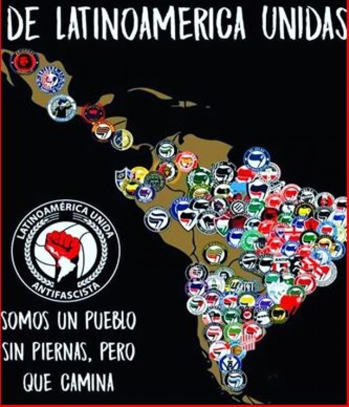 De las gradas a las calles: hinchadas futboleras políticamente activas y su llegada a Colombia