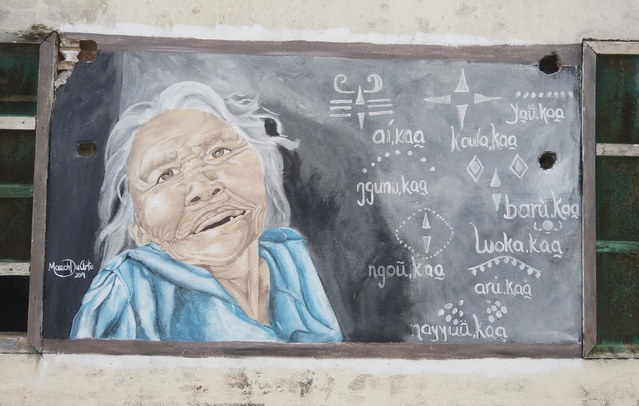 Lengua muisca: un legado en extinción