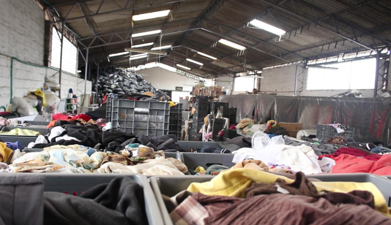 El reciclaje de la moda