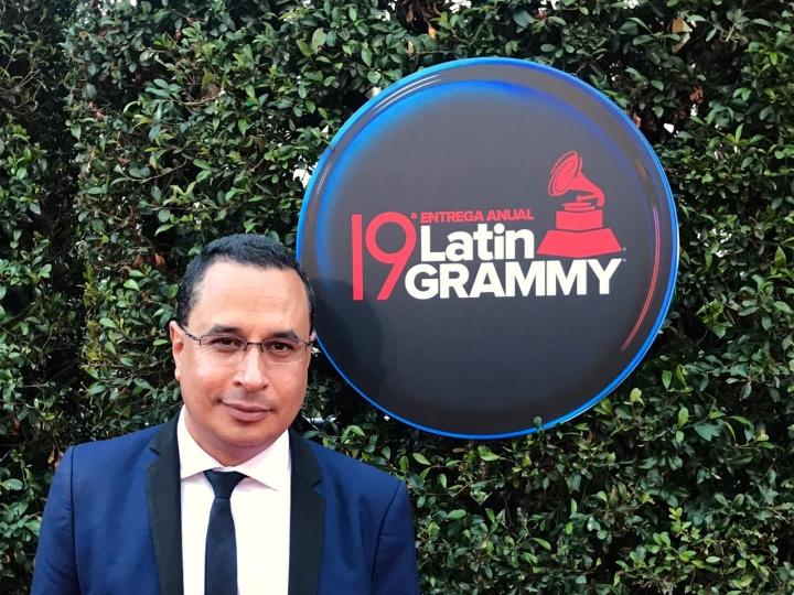 Mauricio Lozano, director artístico y fundador Claraluna