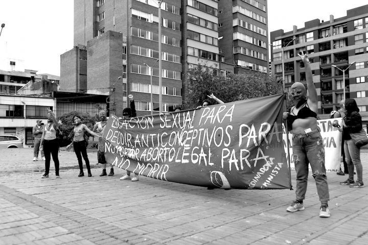 Colectivos pro aborto: entre la vida y la movilización
