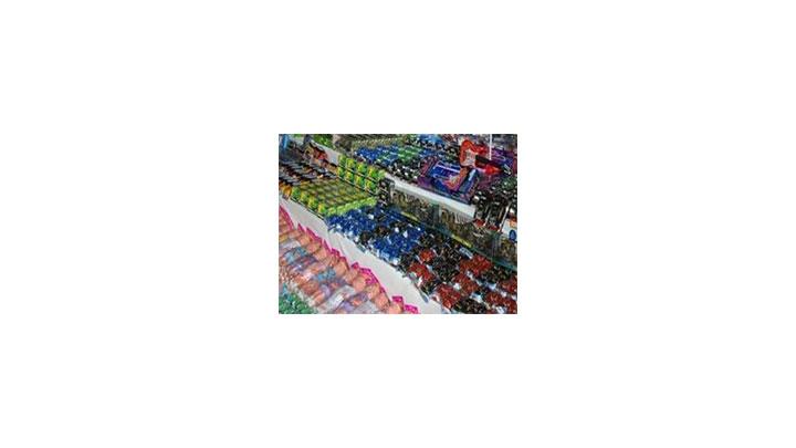 12 cadenas de almacenes sancionados por vender juguetes inseguros